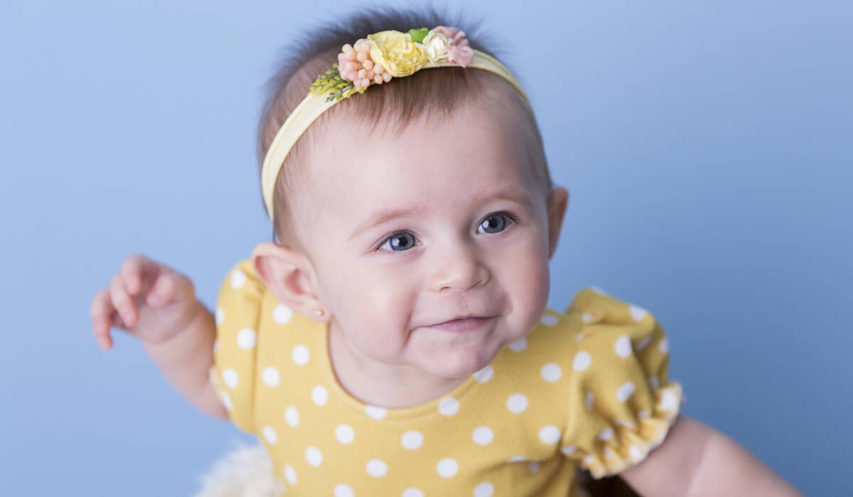 Maria Eduarda de Bebês