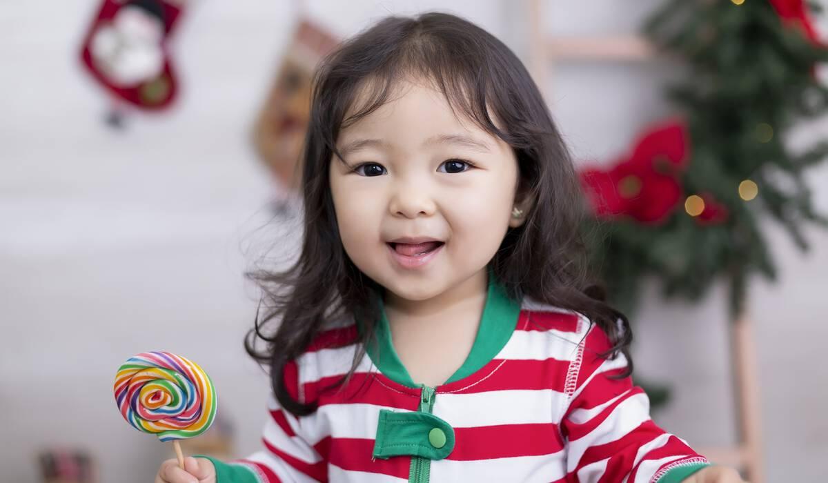Ensaio de Natal de Ayumi
