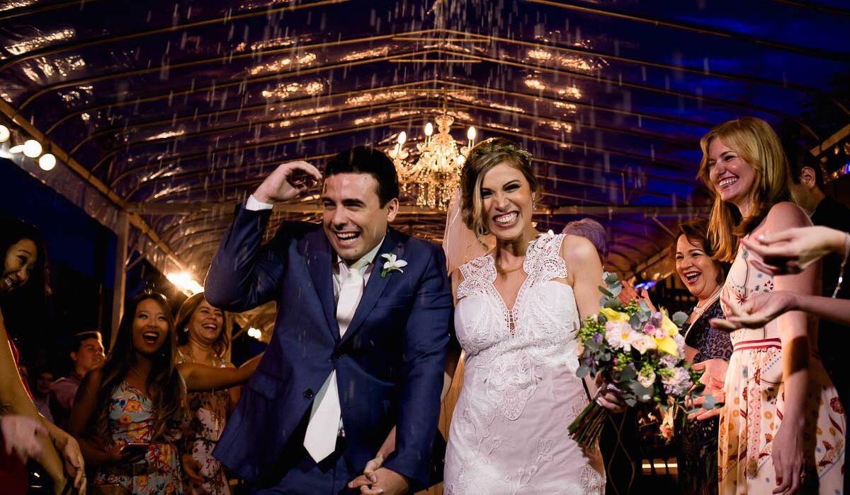 Casamento de Paula e Renan