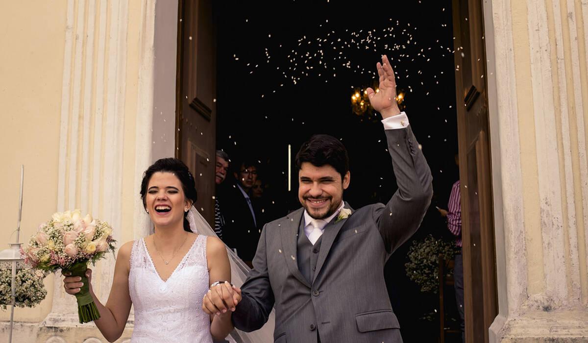 Casamento de Patrícia e Henrique