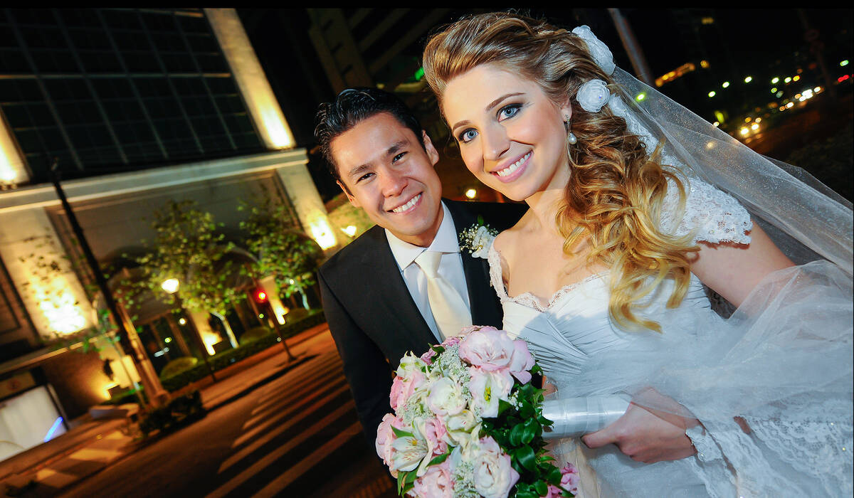casamento de Thaís & Daniel