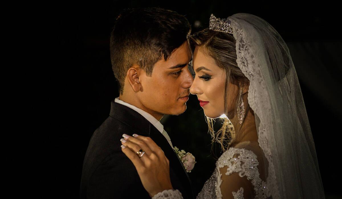Casamento de Ianca e Roger