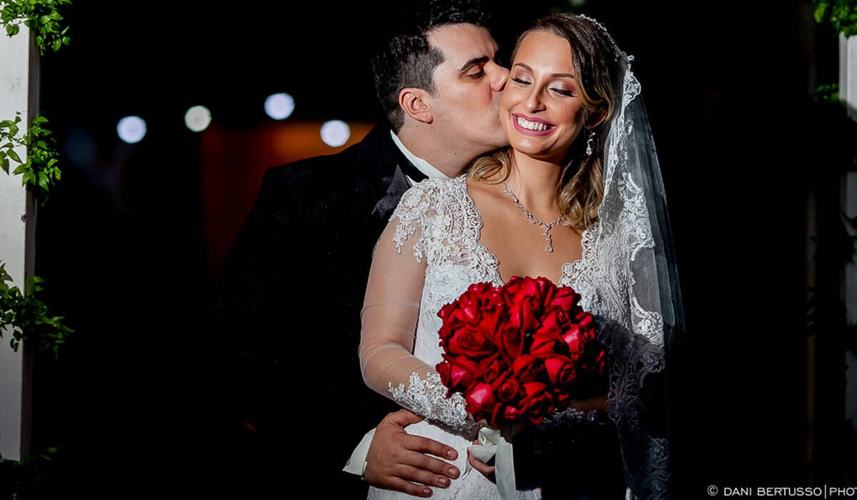 Casamento de Patricia e Luis