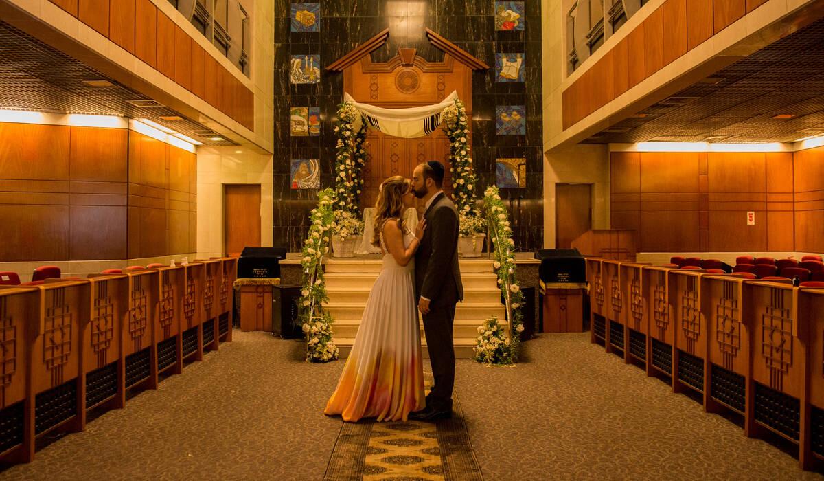 Casamento Judaico  de Tamar e Gabriel