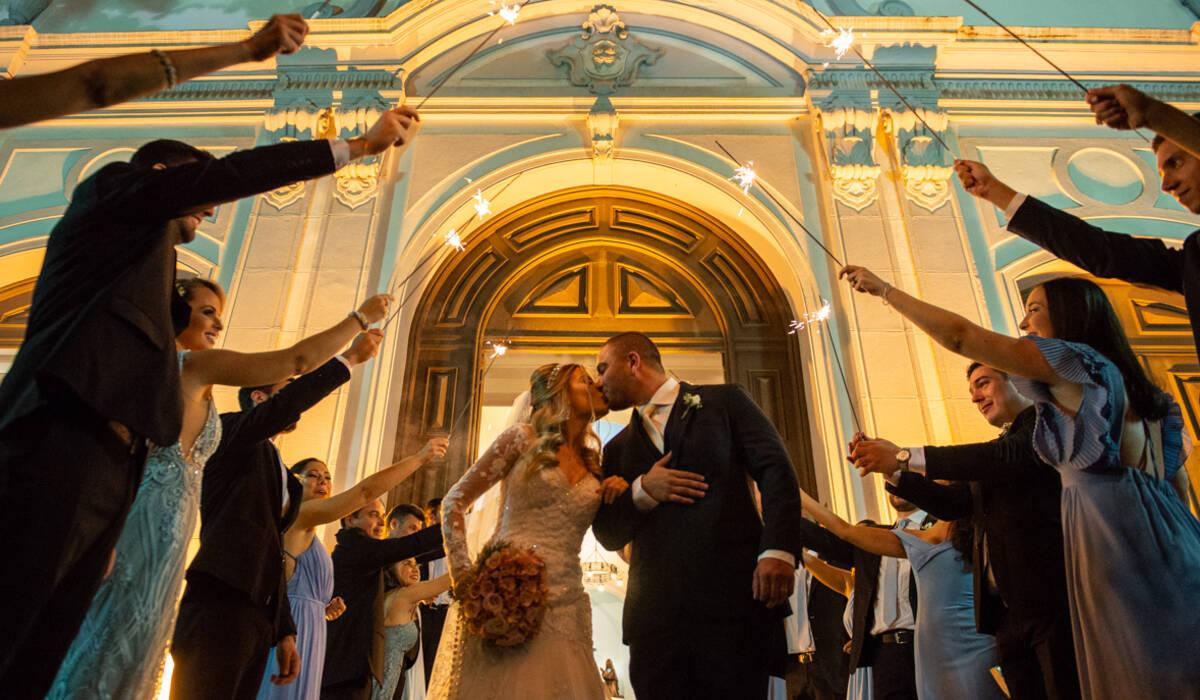 Casamento de Amanda e Renan