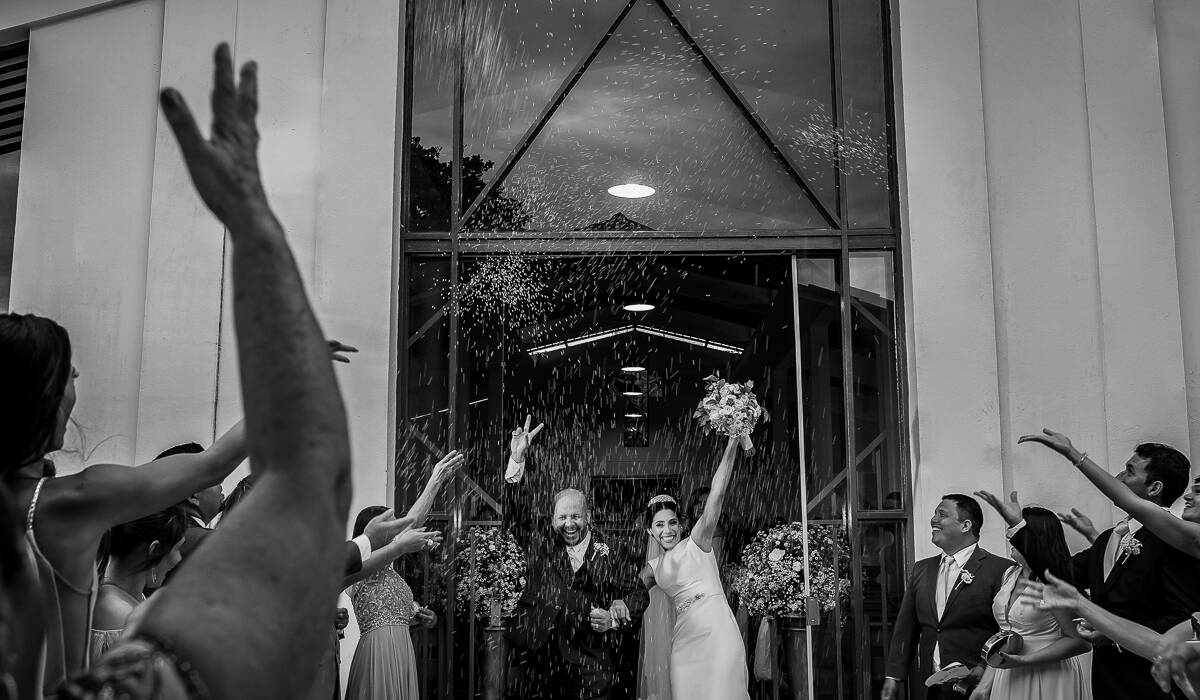 Casamento de Alberta + Erick