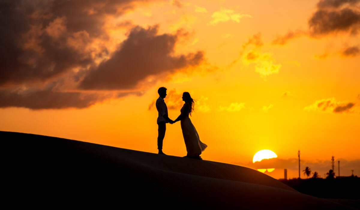 Ensaio Pós Casamento de Tatiane e Evandro