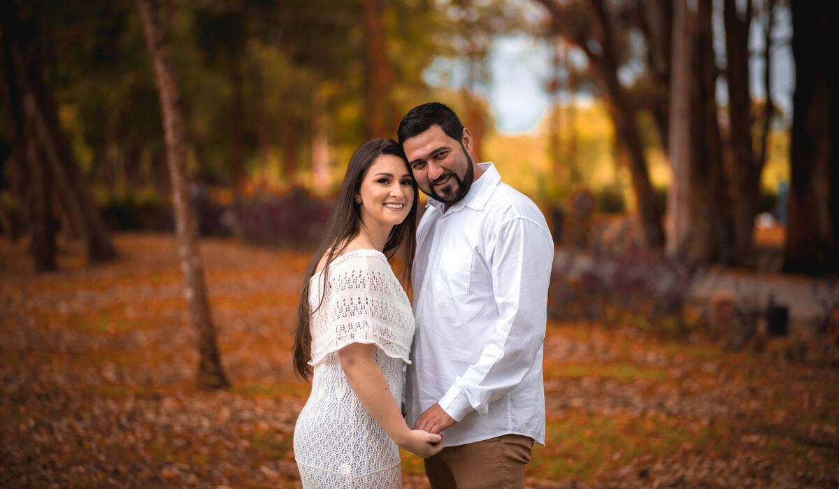 Pré Wedding de Jeferson e Mara