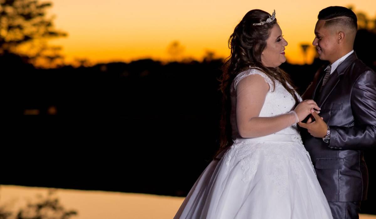 Casamento de Luan e Daphny