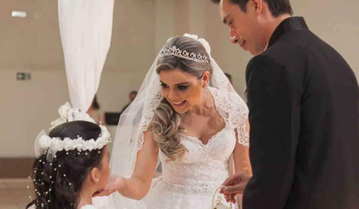 Casamento de Shirley e Marcio