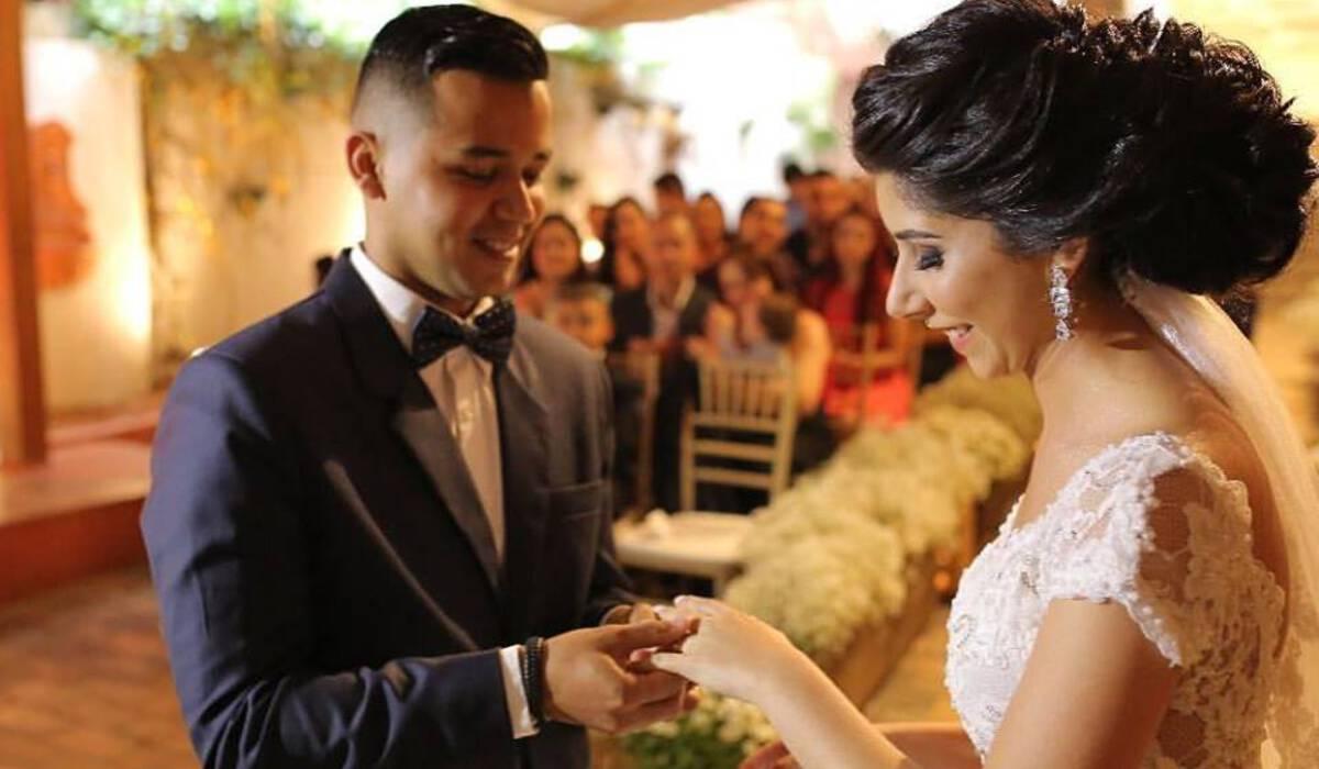 Casamento de Simone e Lucas