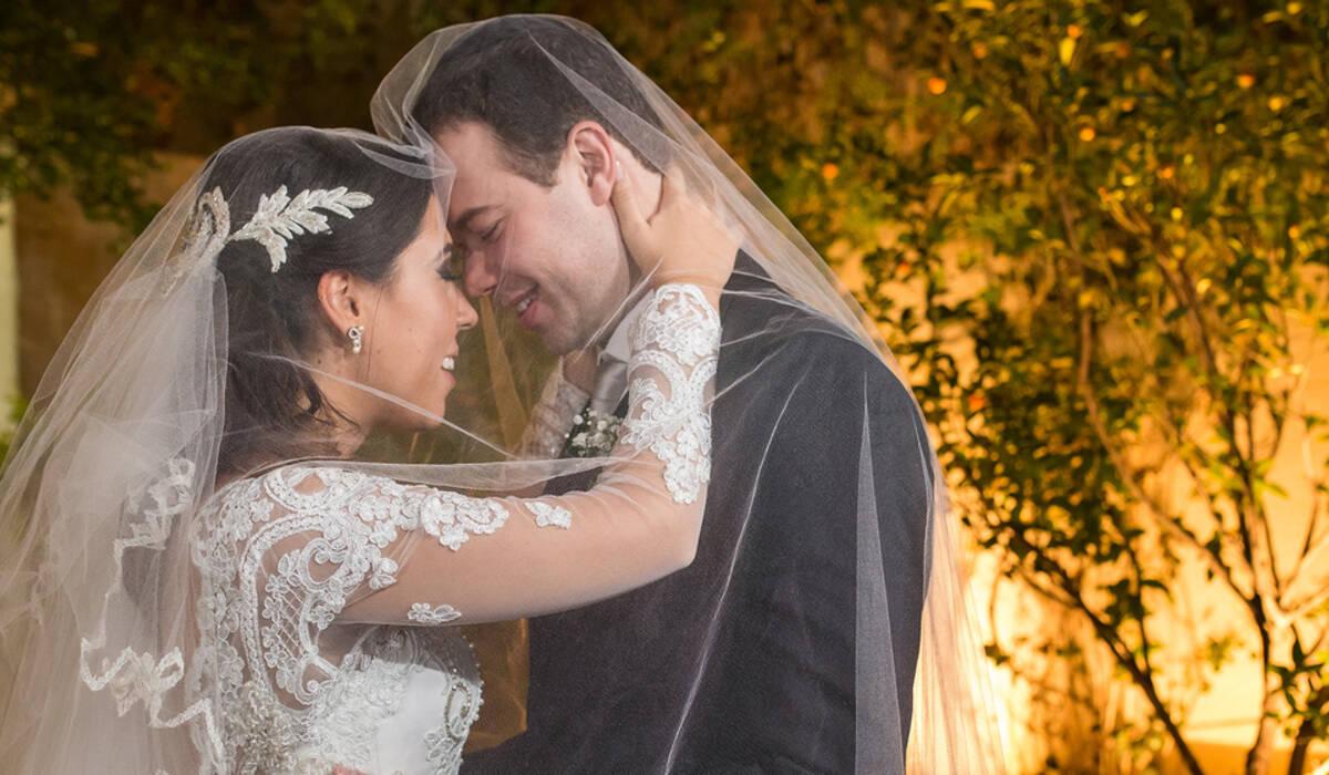 Casamento Judaico de Michelle e Diego