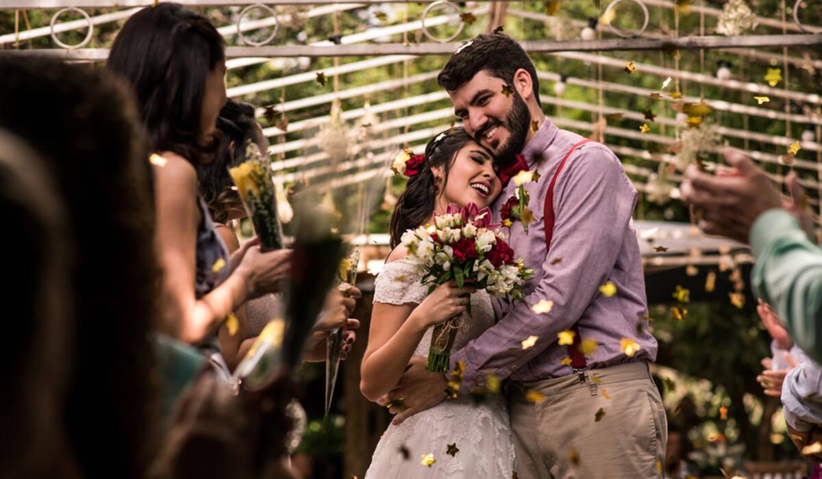 casamento de Carol & Pedro