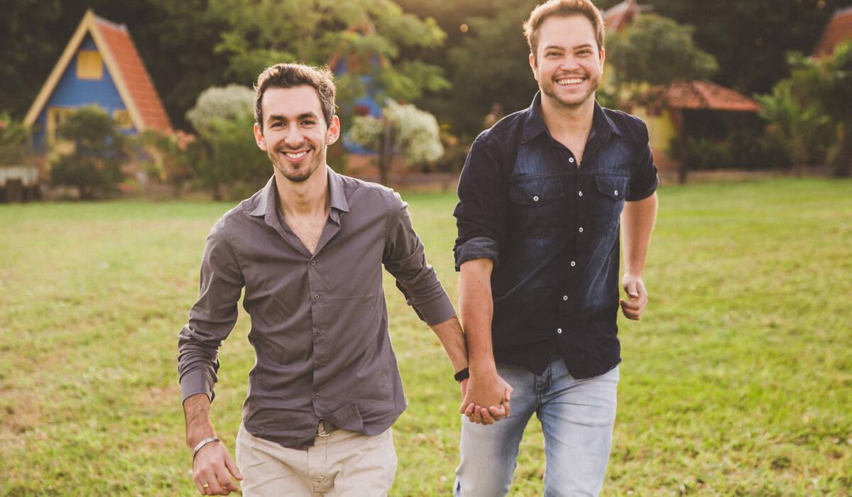 Pré Casamento de João e Jhony