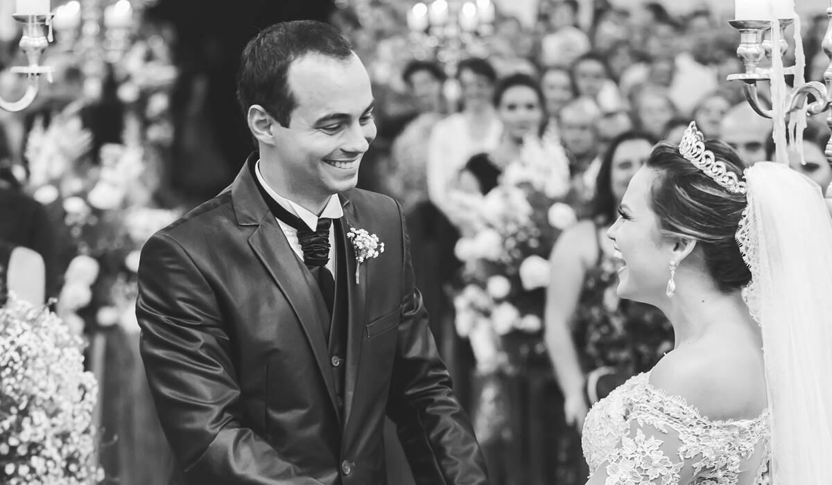 Casamento de Natiara e Taffarel