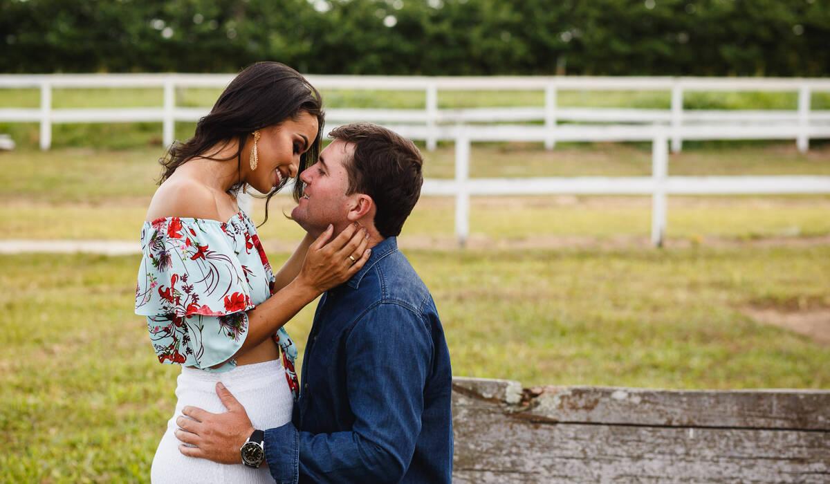 Ensaio Pré-Casamento de Michele ♥ Leandro