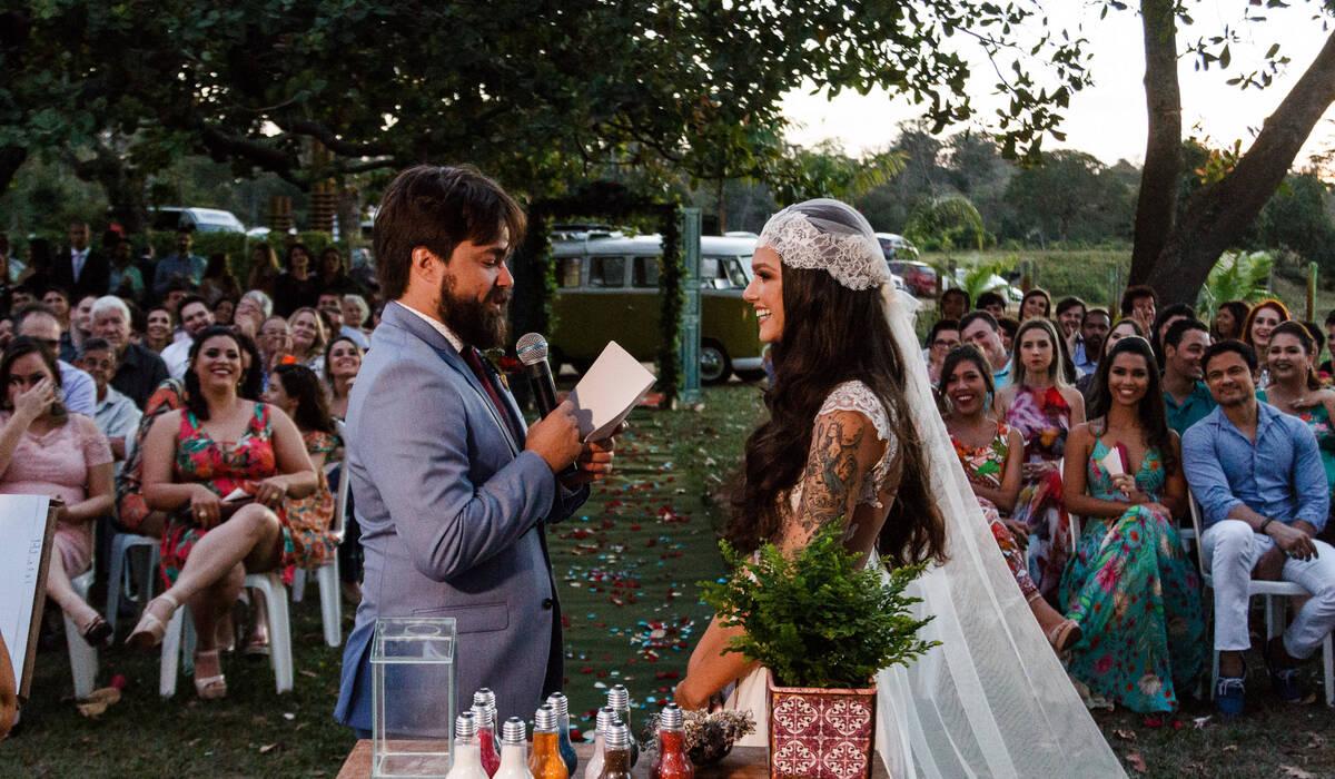 Casamento de Aline ♥ José Renato