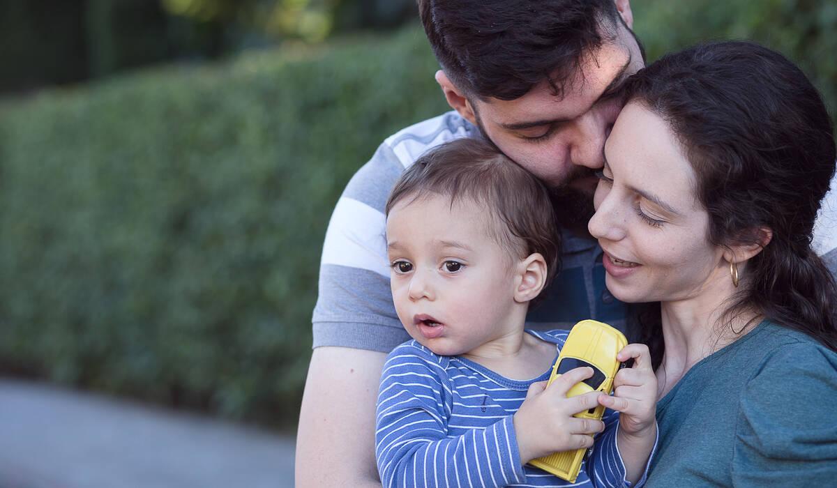 FAMÍLIA de Nayara + João + Erik