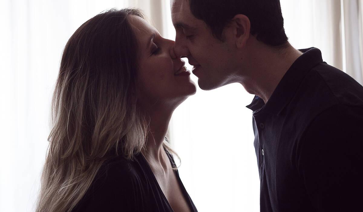 GESTANTE de Thessa + Diogo + Davi