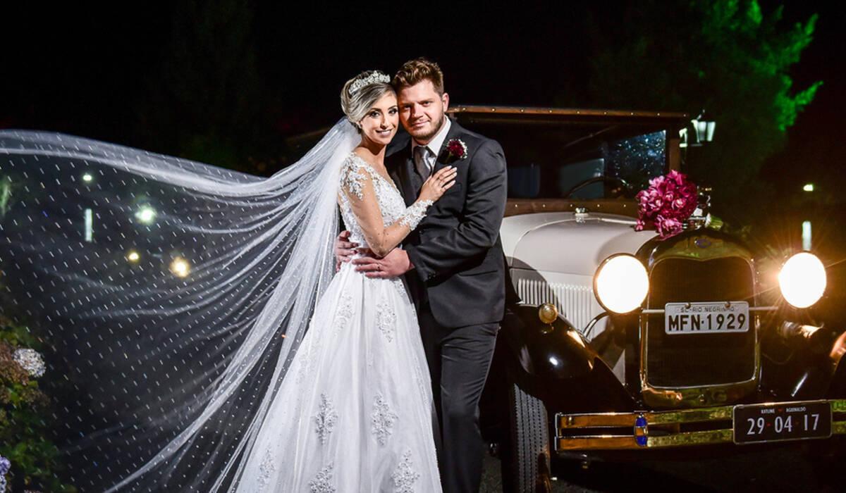 Casamento de Kate e Naldo