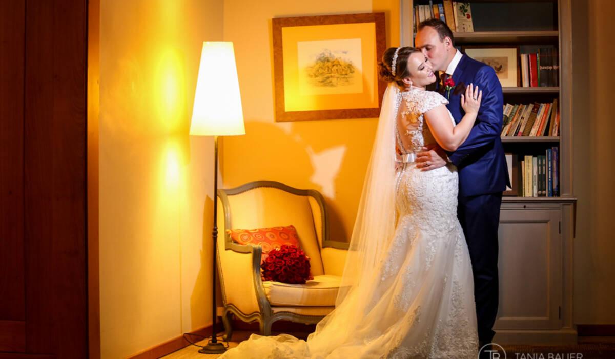 Casamento de Andressa e Cleiton