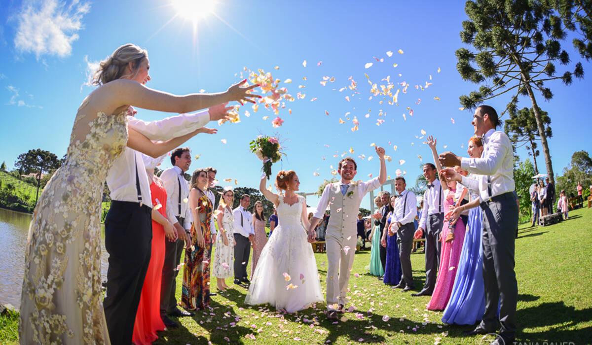 Casamento de Lili e Rafa
