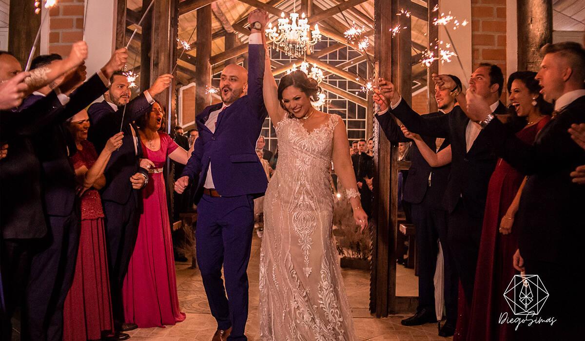 Casamento de Daphne + Filipe