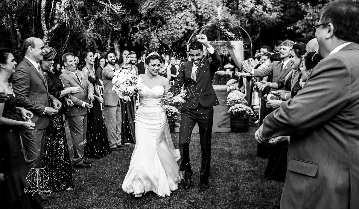 Casamento de Gabi + Murillo