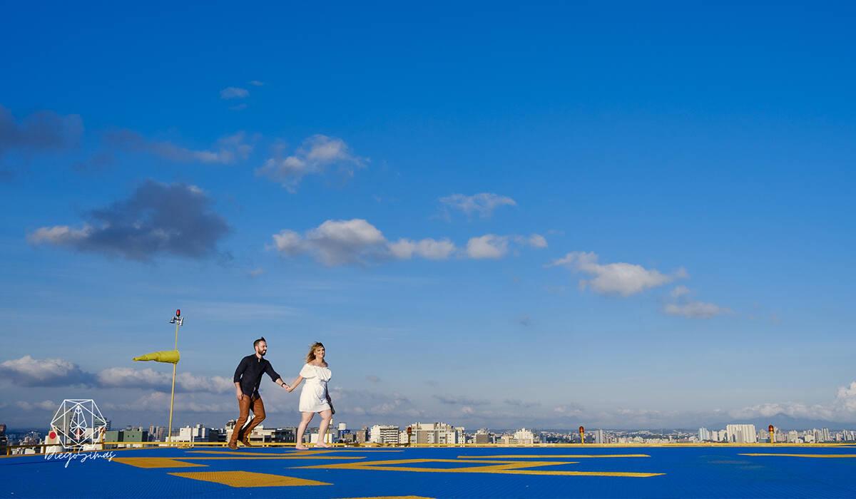 Pré Casamento de Fernanda + Rodrigo