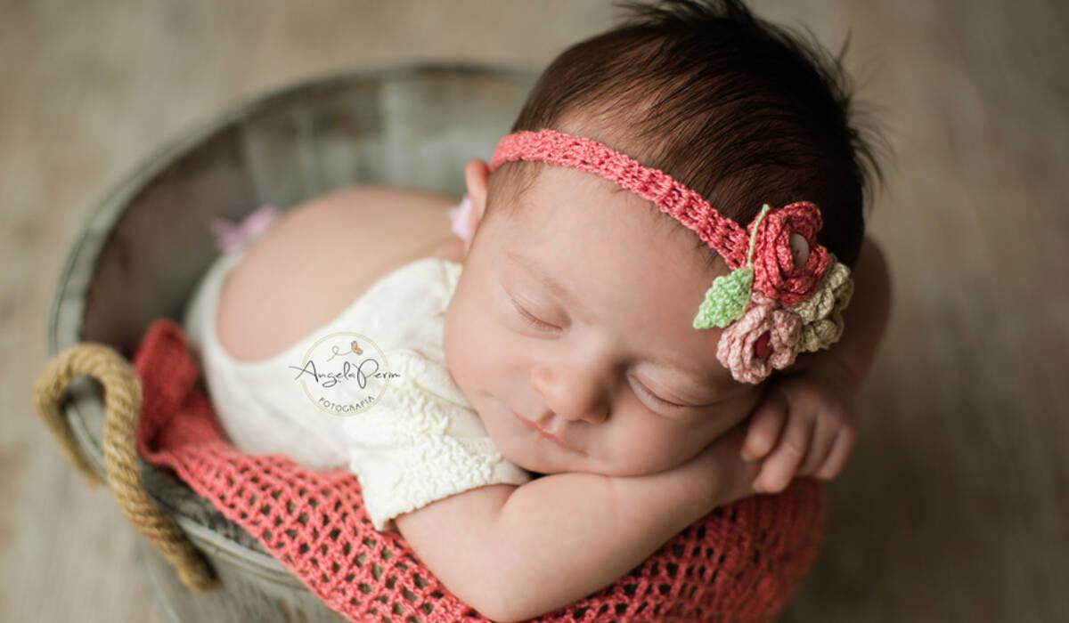 Newborn de Helena