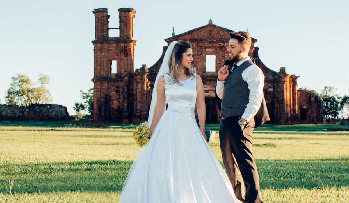 Fotografia de Casamento de Josi & Jader