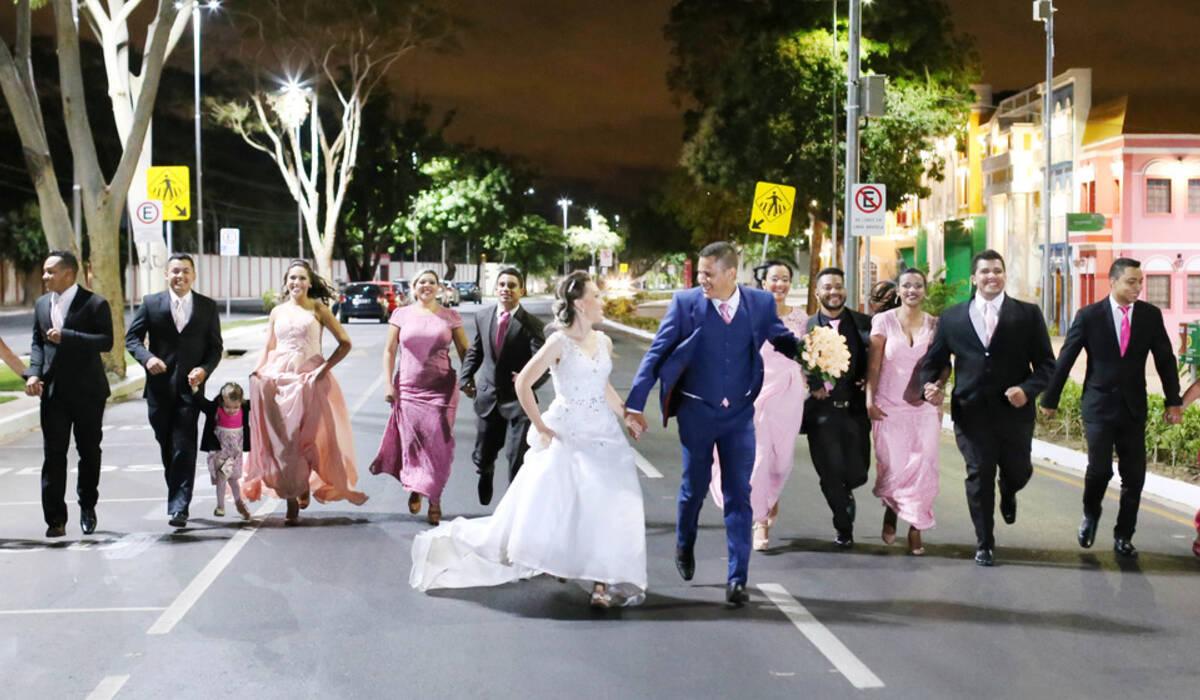 Casamento de Juliany e Oséias