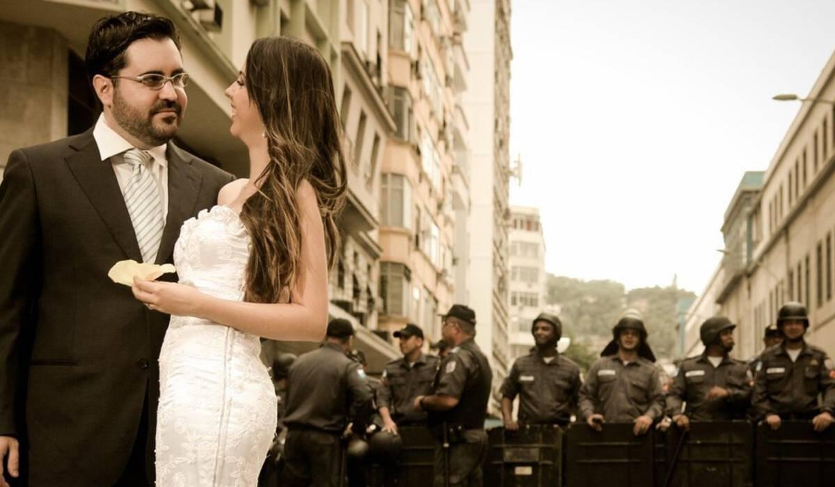Trash the Dress de Ava e Paulo Vitor