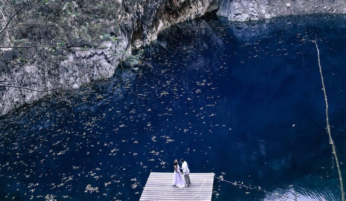 KEILA E RAFAEL de PRE WEDDING