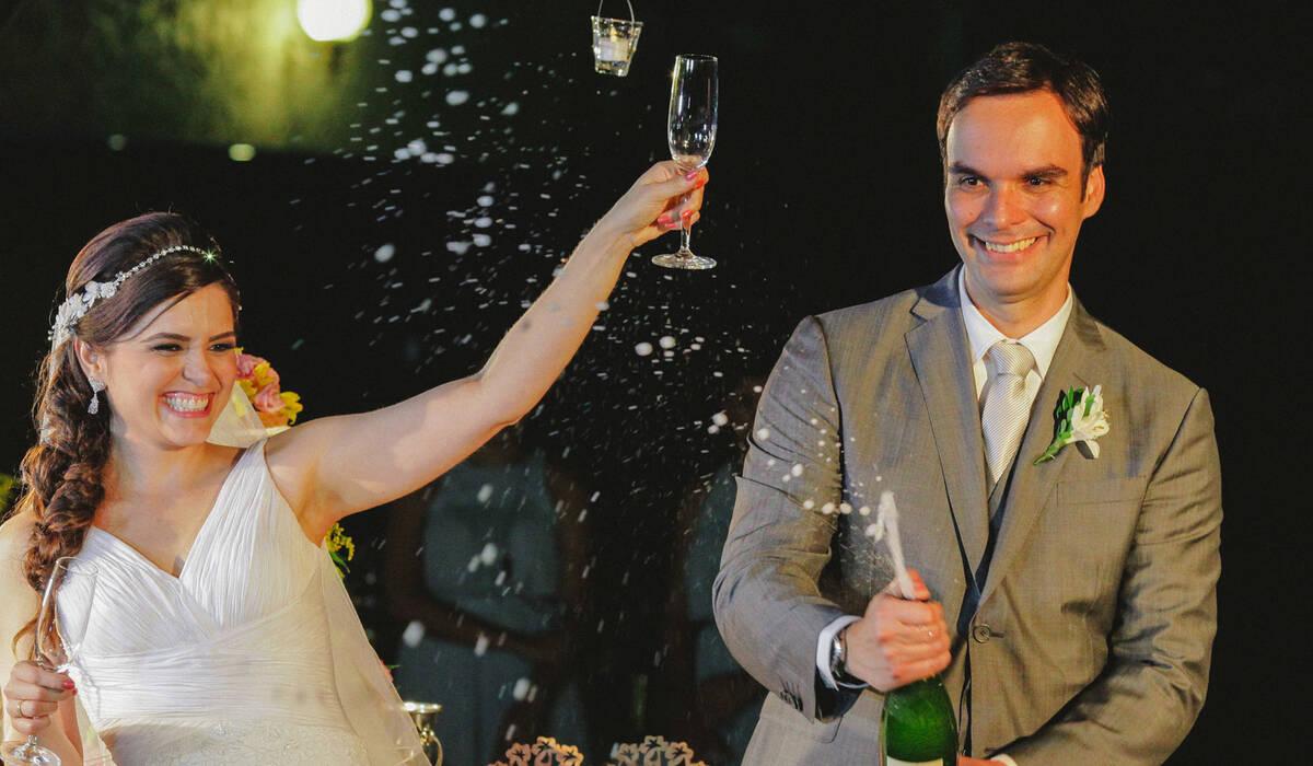 Casamento de Ana Carolina + João Neto