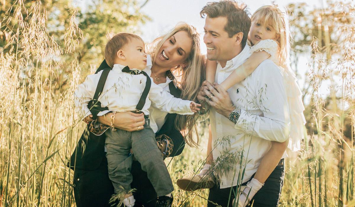 Famílias de