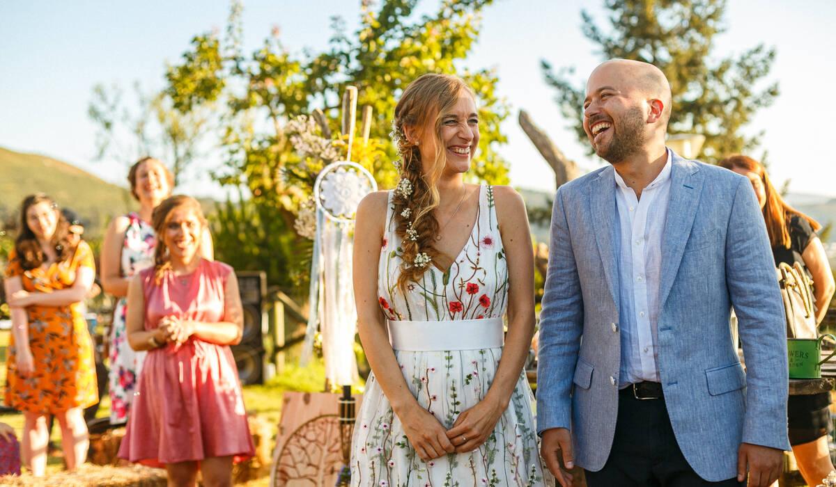 Casamento Alternativo de Pedro e Salomé