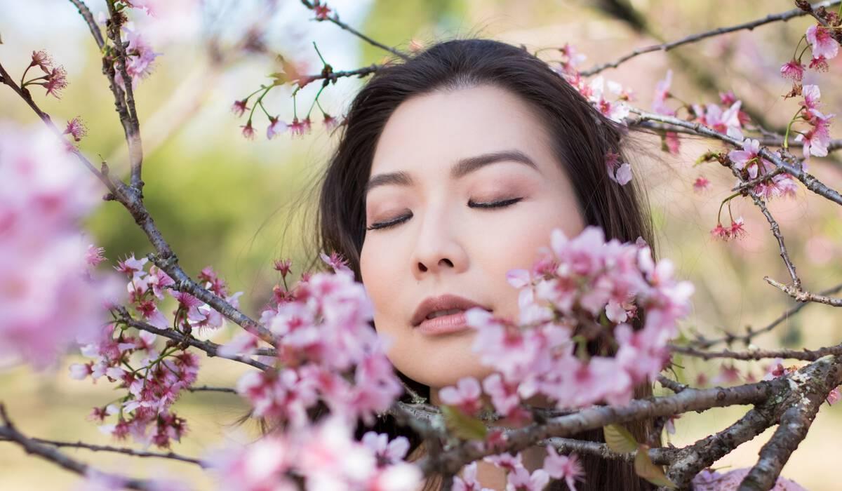Feminino de Mag nas Cerejeiras