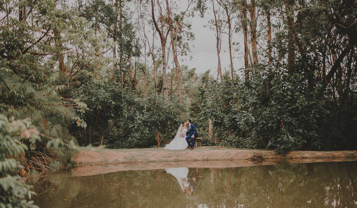 Casamento de Raquel e Gerson