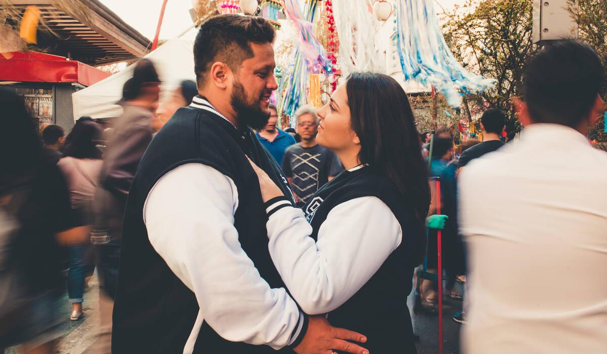 Pré- Wedding de Karoll e Yuri