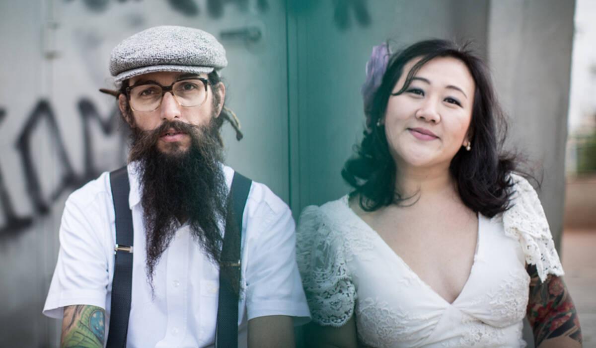 Família de Pato e Miroca - pós wedding