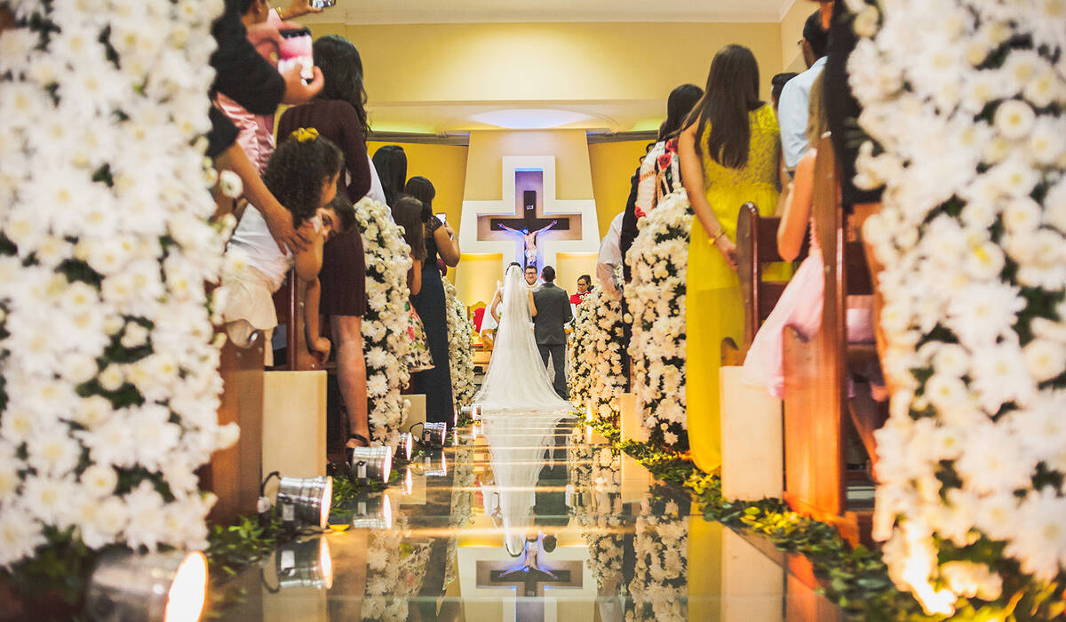 Wedding de Rrodrigo e Laysa