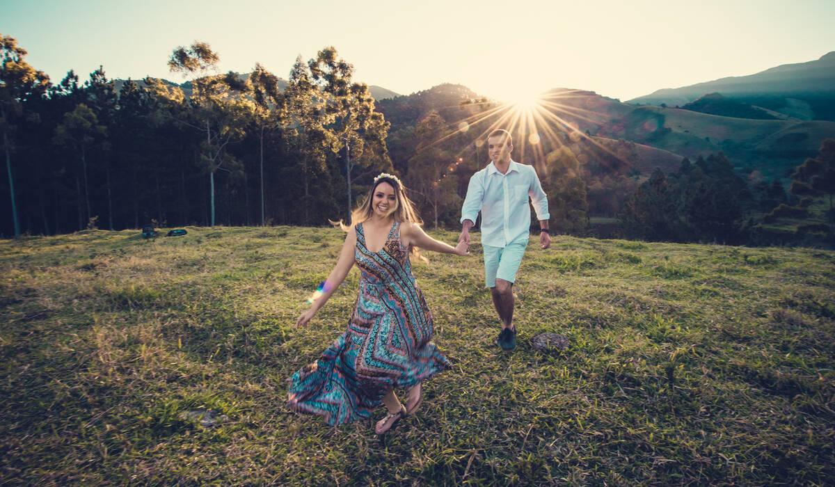 Pré Wedding de Bruna & Fernando