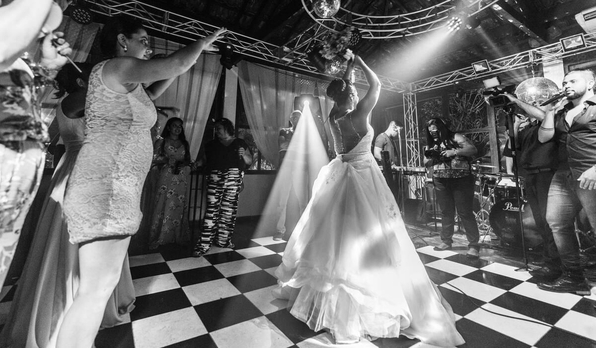 Casamento de Débora & Tiago