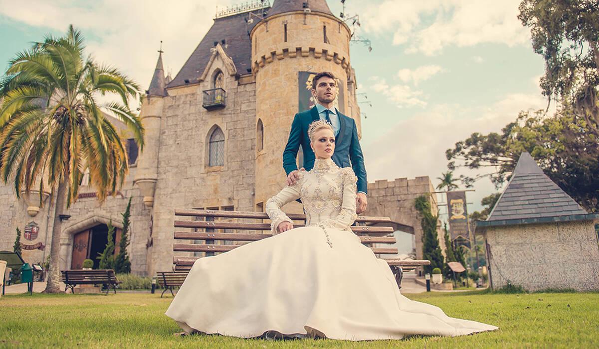 Casamento de Daniela & Rogério