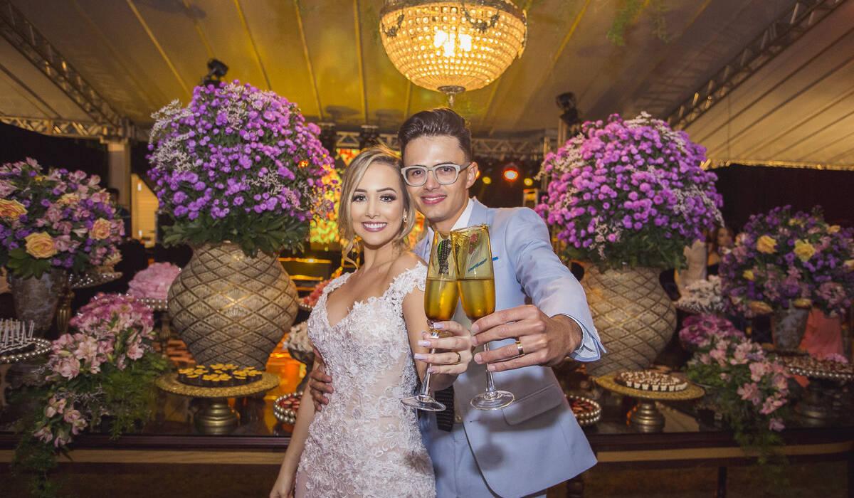 Casamento de Polyana & Ruan