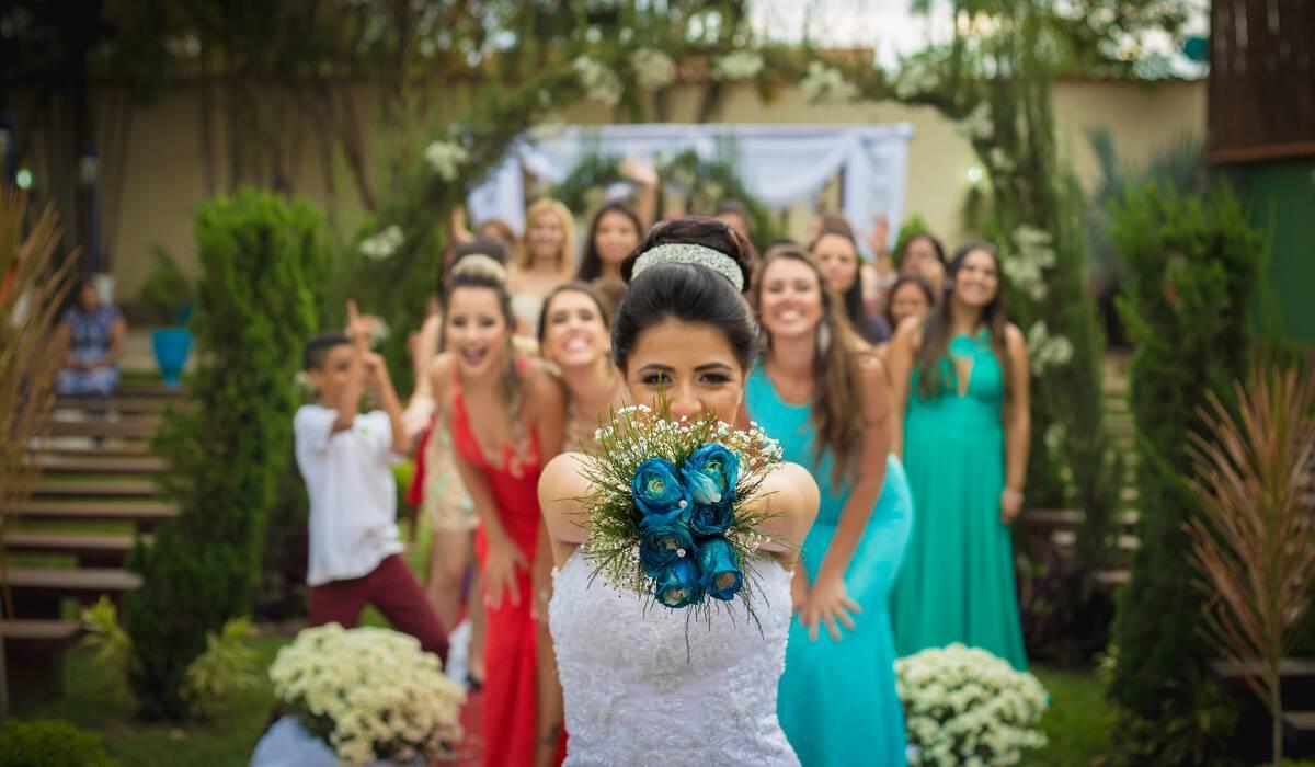 Casamento de Vanessa & Sergio
