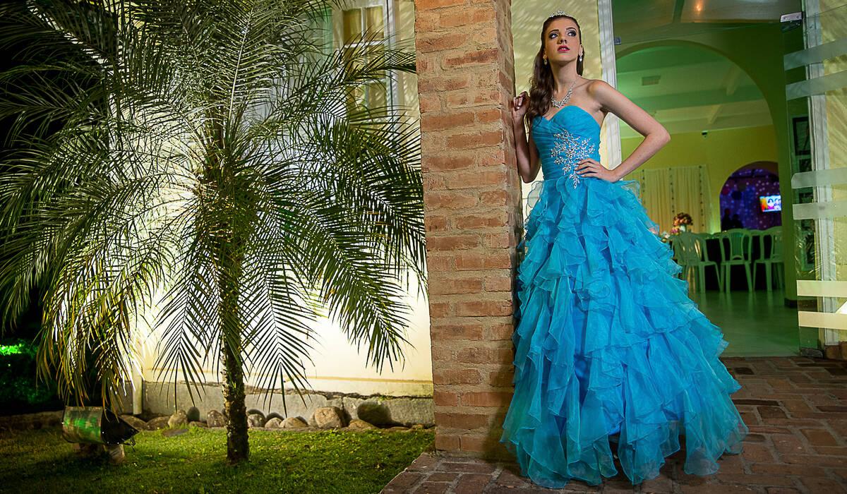 Debutante de Ana Beatriz
