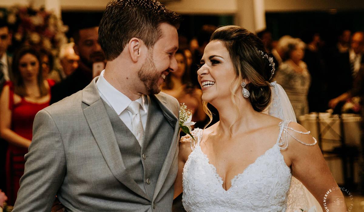 Casamentos de Grazi + Rafa
