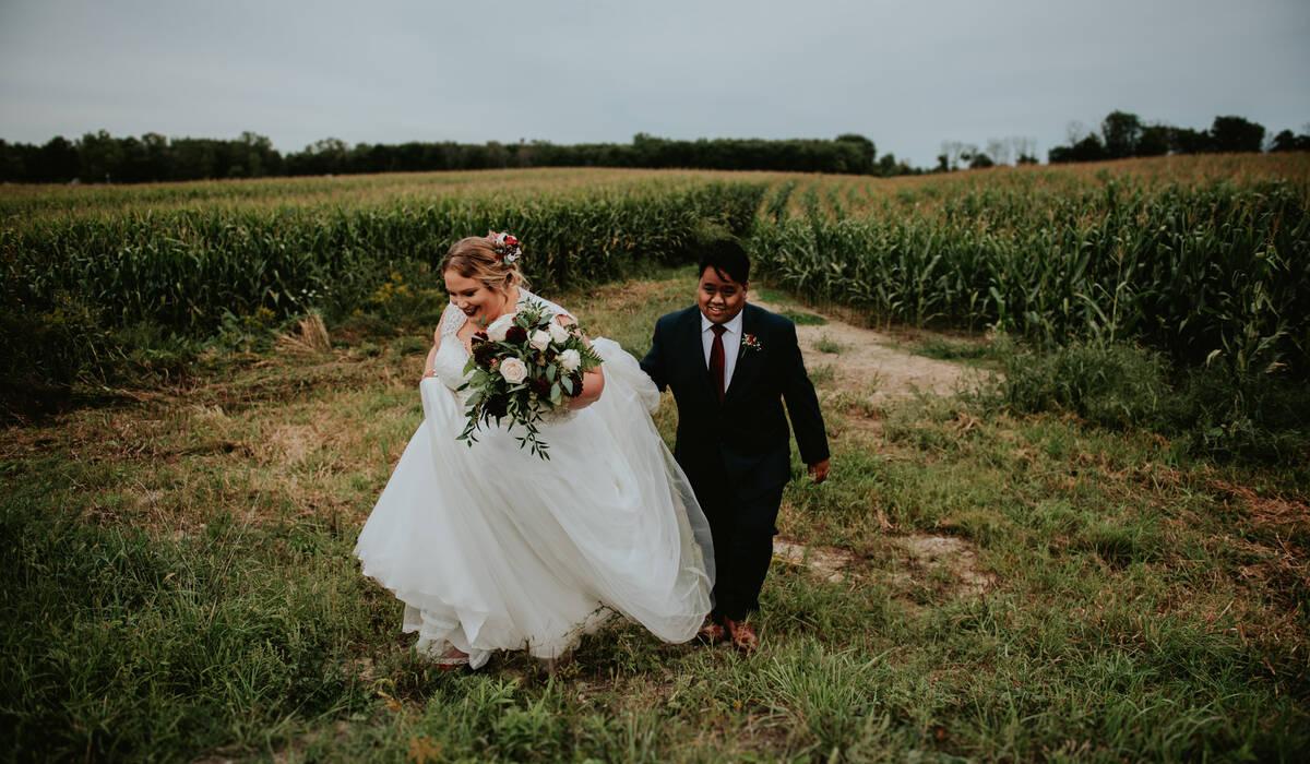 Wedding de Jenn and Genesis